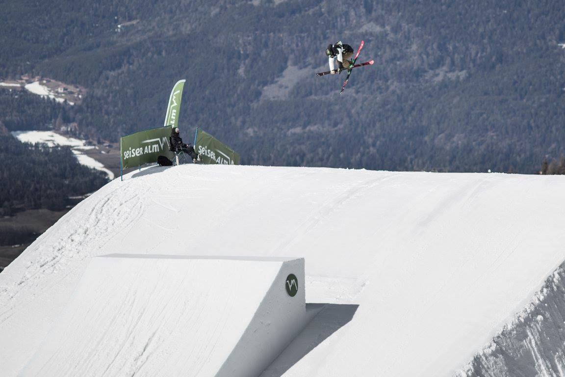 The 2019 World Rookie Tour Freeski and the 2019 Audi Nines join